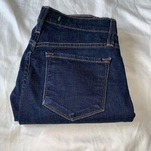 J brand dark blue kori jeans size 26